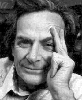 feynman doctoral thesis